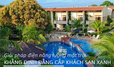 giải pháp điện mặt trời dành cho khach sạn