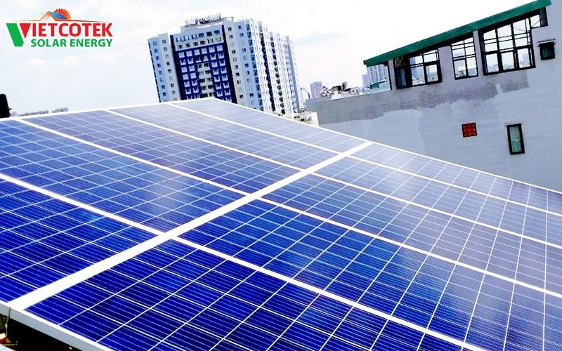 điện mặt trời 3,3kwp bình thạnh