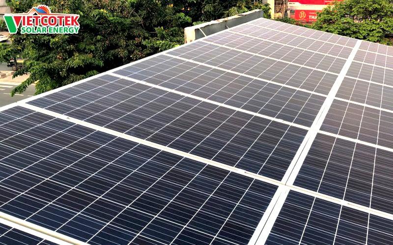 điện mặt trời hòa lưới 5kwp quận 12