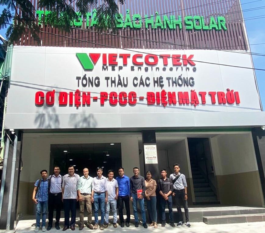 trung tâm bảo hành solar vietcotek