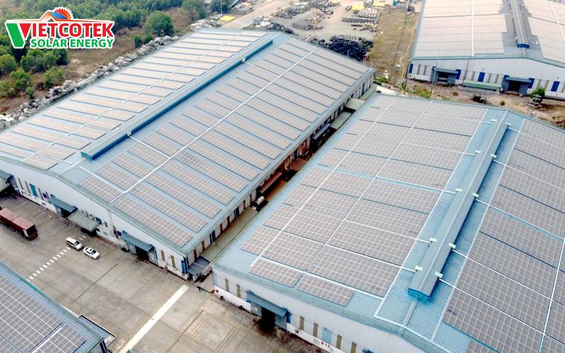 điện mặt trời hòa lưới 30mw đồng nai
